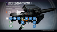 TTK Unfriendly Giant Overlay