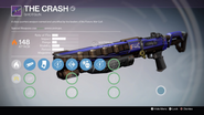 TTk The Crash Overlay