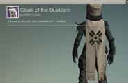 Cloak of the Dusktorn