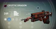 Cryptic dragon