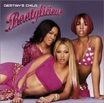 Bootylicious CD Cover