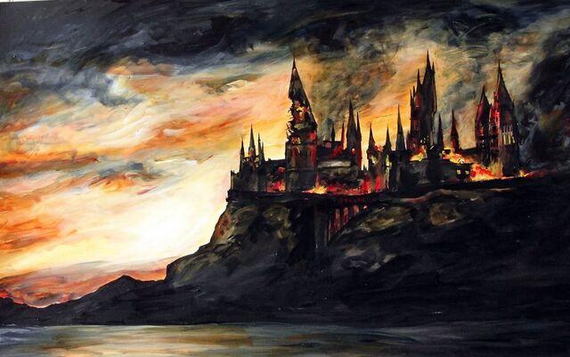 File:Hogwarts destroyed by bubblesjungle-d3c2vis.jpg
