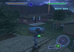 356035-destroy-all-humans-playstation-2-screenshot-rockwell-suburbs