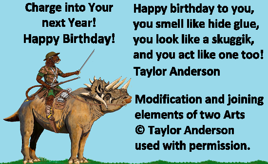 File:Charge into your next year, Happy Birthday..png