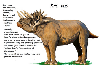 Kra-vaa by Taylor Anderson