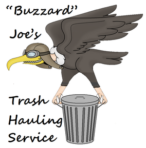 """Buzzard"" Joe's Trash Hauling Service"