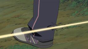 Akiba's minor wound