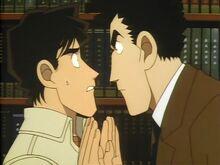 Yokomizo's Interrogation