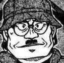 Morizo Oyama manga