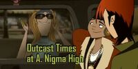 Outcast Times at A. Nigma High