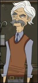 Mr. Langhorne