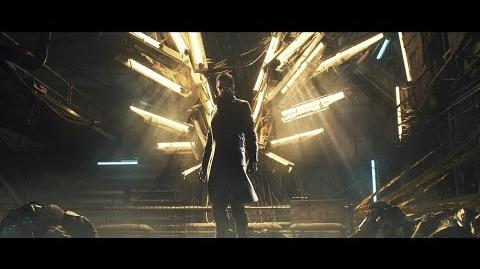 Deus Ex- Mankind Divided - Announcement Trailer