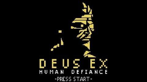 Deus Ex: Human Defiance (8-bit)