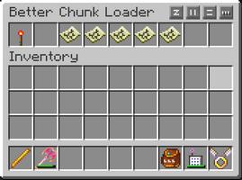 Better Chunk Loader Menu