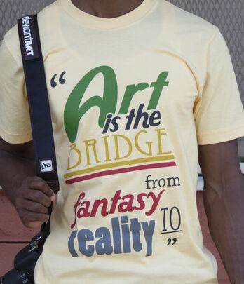 Art is the Bridge