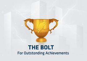 The Bolt Award