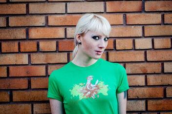 Nerdy Bird T-shirt