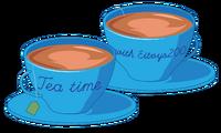Tea time with Eitvys200 logo