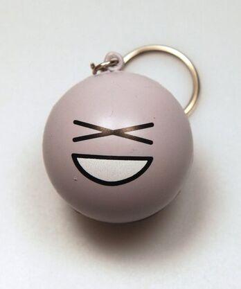 XD Stress Ball Keychain