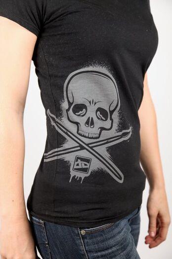 Crossbrush T-Shirt