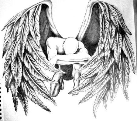Fallen angel by crossfade528-d5g5liq