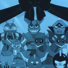 mechanical beasts (CB Chara Go Nagai World)