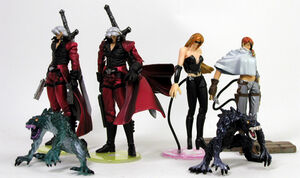 Dmc2 action figures