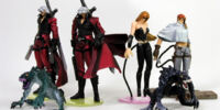 Devil May Cry action figures