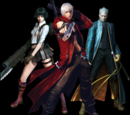 Devil May Cry 3 HD Awards