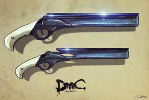 Weapons CA 04 DmC