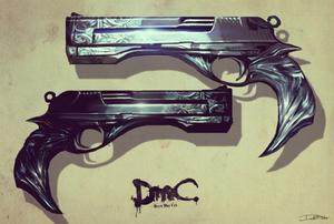 Weapons CA 01 DmC