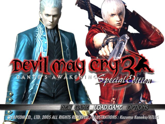 File:DMC3 Title Screen.jpg