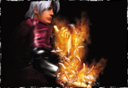 Dante and Ifrit