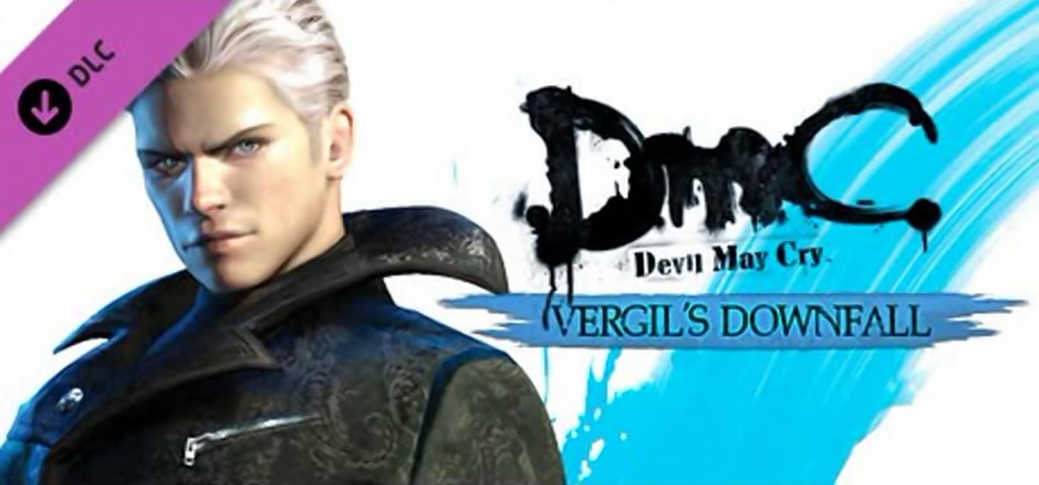 Vergil's Downfall DLC DmC