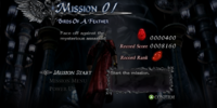Devil May Cry 4 walkthrough/M01