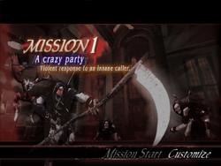 DMC3 Mission 1
