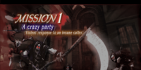 Devil May Cry 3 walkthrough/M01