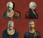 DmC Devil May Cry Costume Pack
