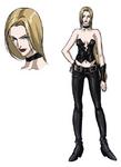 DMC Anime - Trish