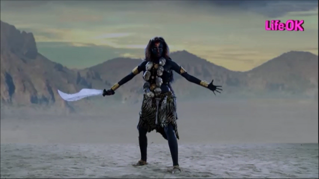 File:Kali Appears in The Battlefield.png