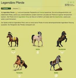 Legendäre Pferde-2