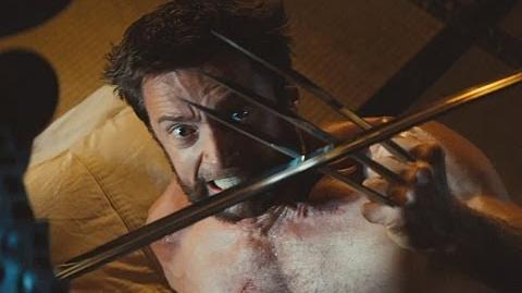 Wolverine Trailer german deutsch HD