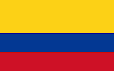 Datei:Kolumbien Flagge.png