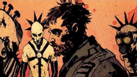 Mad Max - Comic Trailer Teil 2 German