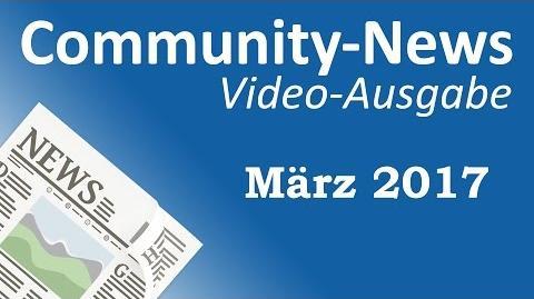 CommunityNews MAERZ 2017