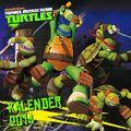 TMNT Kalender 2014