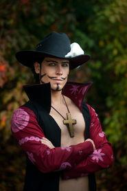 Mihawk - One Piece (Photo by Askar Ibragimov) 5