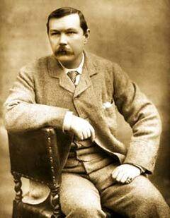 Conan doyle 1890