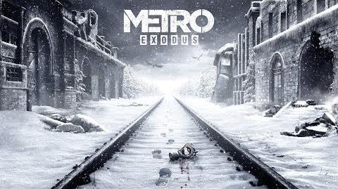 Metro Exodus - E3-2017-Ankündigung Gamplay-Trailer DE