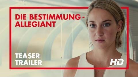 Die Bestimmung - Allegiant - Trailer-0